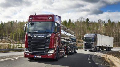 Noile motoare V8 Euro VI de la Scania sunt cu până la 10% mai economice