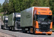 Conectarea în pluton a camioanelor multi-marcă este următoarea etapă
