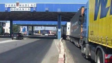 Camionagii s-au săturat de blocajele din punctele de frontieră ale României