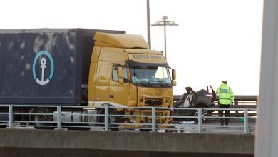 Șofer român arestat după ce a provocat un grav accident în port Dover