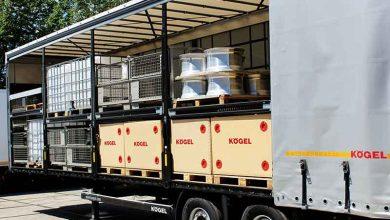 Noul upgrade Kögel permite dublarea numărului de paleți transportați