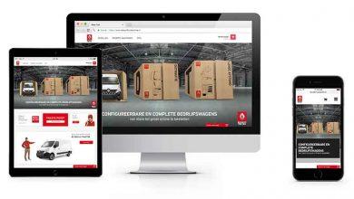 Renault Trucks Master poate fi cumpărat și online în Olanda