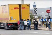 Numărul amenzilor pentru migranți găsiți în camion a crescut în ultimul an