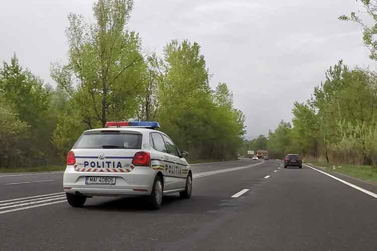În ultima săptămână, 42 de șoferi indisciplinați în trafic au rămas fără permis