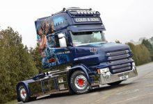 Scania a stabilit un record mondial neoficial la Convoy in the Park