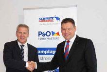 P&O Ferrymasters a achiziționat 200 de semiremorci Schmitz Cargobull