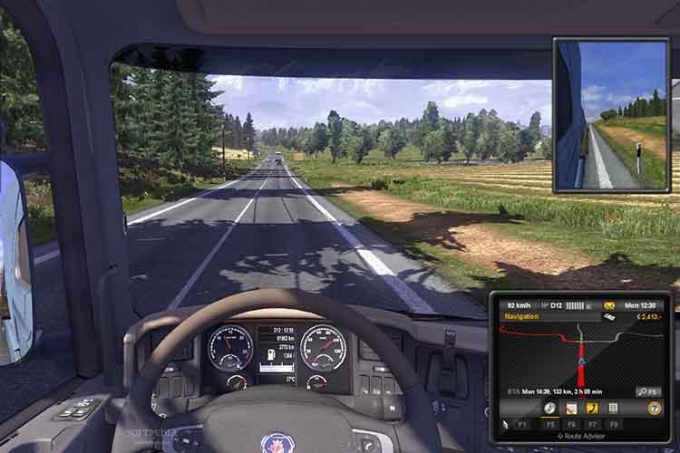 Italia a introdus simulatorul auto în cadrul cursurilor de atestare profesională
