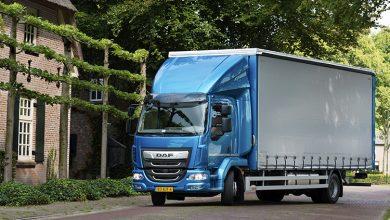 Producătorul olandez DAF a prezentat noul LF