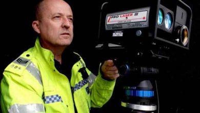 """Noile camere radar cu """"night vision"""" ale poliției britanice"""