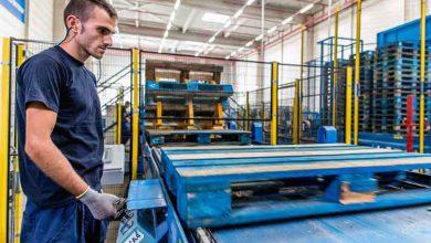 CHEP investeşte într-o linie semi-automată de recondiționare a paleților
