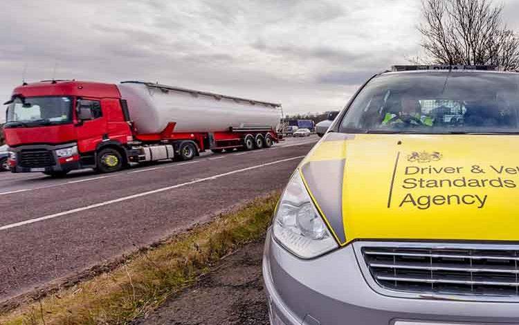DVSA va amenda efectuarea repausului săptămânal normal în camion