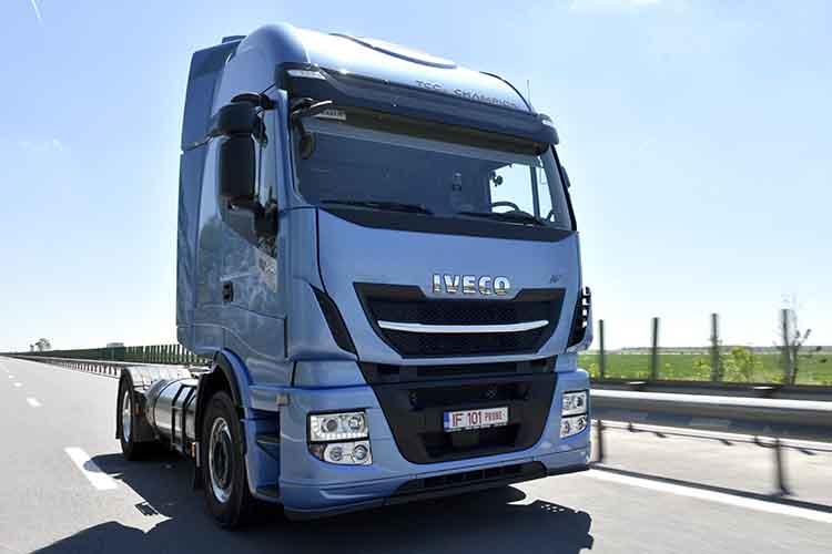 Strategia LNG a celor de la Iveco susținută de Germania