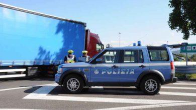 Mai multe camioane cu probleme descoperite în cadrul unui control pe A14