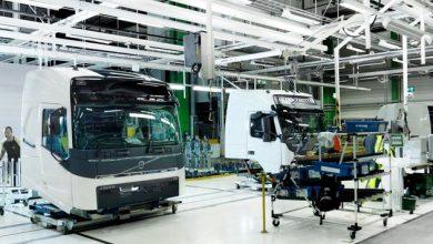 De 6 ore este nevoie pentru a produce o cabină Volvo Trucks