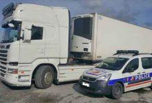 Camion surprins cu viteza de 146 km/h pe autostrada A16 în Franța
