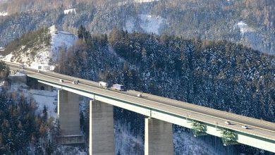 Interdicție de tranzit a camioanelor prin pasul Brenner