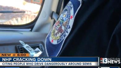 Zeci de șoferi amendați pentru condus periculos în jurul camioanelor