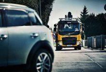 Fluxul de trafic în Frankfurt este menținut cu ajutorul lui Volvo FL
