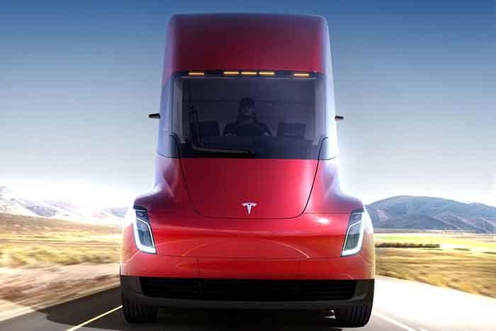 După Walmart și Girteka, tirolezii de la Fercam și-au luat și ei Tesla Semi