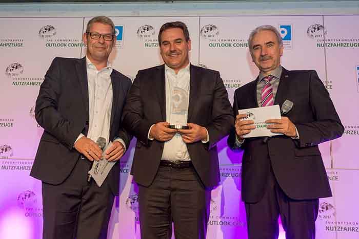 Scania premiată în Germania pentru serviciile de telematică