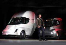 Tesla Semi Truck a fost prezentat oficial de Elon Musk