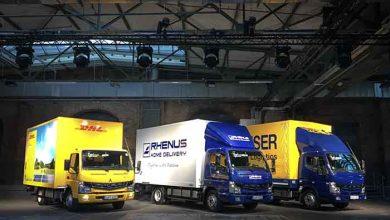 Au fost livrate primele FUSO eCanter către clienții europeni