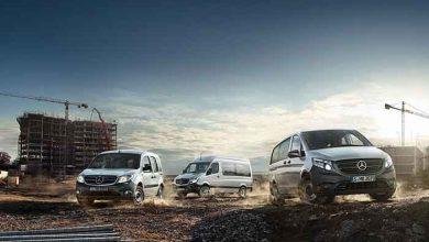 Mercedes-Benz Vans au depășit în premieră pragul de 400.000 unități vândute anual