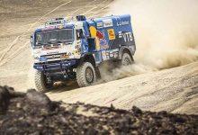Eduard Nikolaev câștigă a doua etapă din Dakar 2018 și devine lider la general