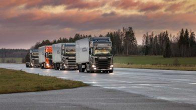 Camioanele conectate tot mai aproape de prezența pe drumurile publice