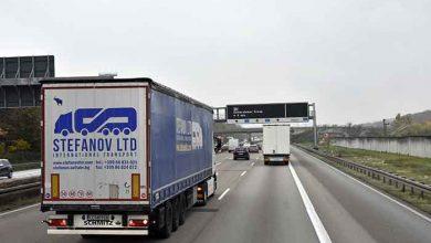 Camioanele germane pierd teren în fața celor din Europa de Est