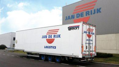 Jan de Rijk Logistics a achiziționat 150 de semiremorci Talson