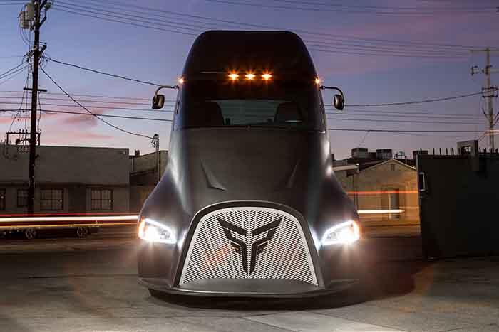 Thor ET-One țintește supremația Tesla pe segmentul camioanelor electrice