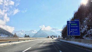 Va crește taxa de tranzit pentru camioane prin coridorul Brenner