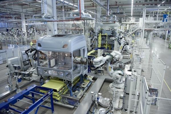 Cabinele Scania produse la Oskarshamn vor fi transportate și feroviar