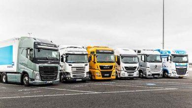 Conectarea în pluton a camioanelor de mărci diferite devine realitate în Europa