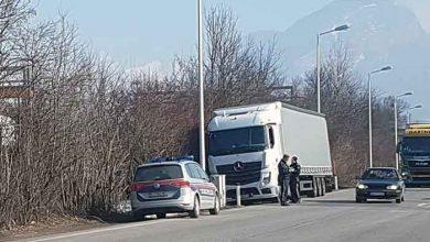 Primaria din Wörgl amenință cu blocarea camioanelor oprite ilegal pe centura nordică
