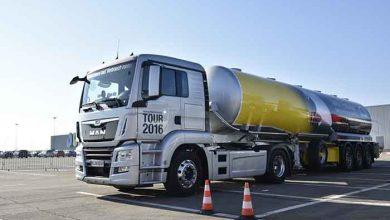 Modificări privind oprirea camioanelor care transportă mărfuri ADR în Franța