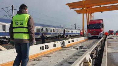 Manevră de resuscitare a transportul combinat din România