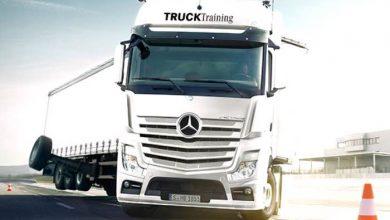 Mercedes-Benz DriverTraining devine Mercedes-Benz TRUCKTraining
