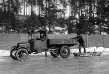 Nokian Tyres aniversează 120 de ani de la inventarea anvelopei de iarnă