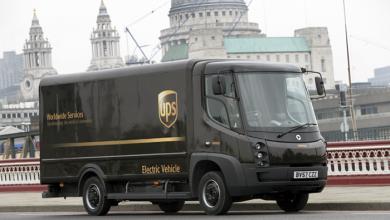Tehnologia care-i permite lui UPS reîncărcarea simultană a flotei de vehicule electrice