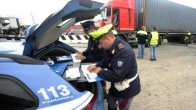 Operator de transport polonez amendat cu 36.147 de euro în Italia
