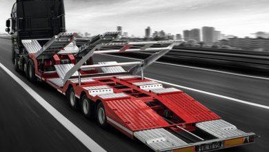 Kässbohrer a lansat patru noi modele de trailere cu platformă joasă
