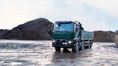 Renault Trucks a îmbunătățit sistemului de tracțiune hidrostatică Optitrack