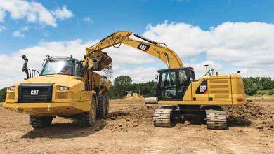 Noua gamă de excavatoarele Cat NEXT GENERATION vine în România