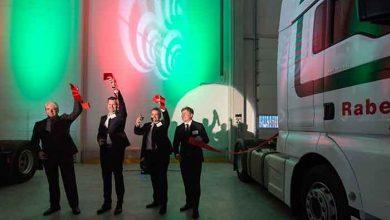 Raben Group a deschis un nou centru logistic în Cehia