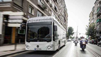 Municipalitatea din Hamburg a comandat 20 de Mercedes-Benz Citaro electric