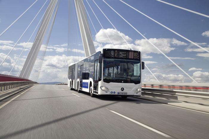 Berliner Verkehrsbetriebe (BVG) a comandat 950 de autobuze Mercedes-Benz Citaro