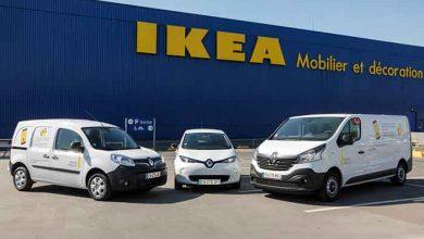 Serviciu de van-sharing oferit de Renault MOBILITY și IKEA Franța