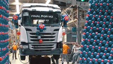 Una din ultimele Scania PGR produsă la Zwolle a ajuns la Stummel Trans
